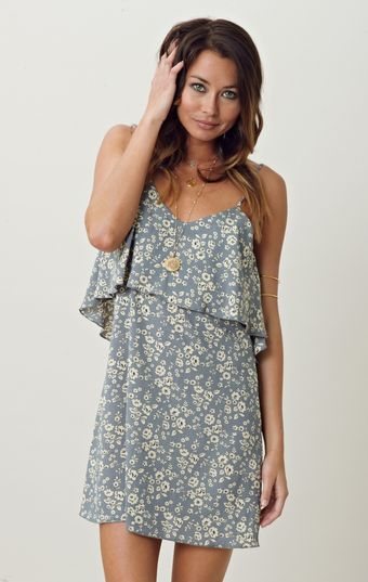 Blu Moon Summer Lovin Dress - Lyst