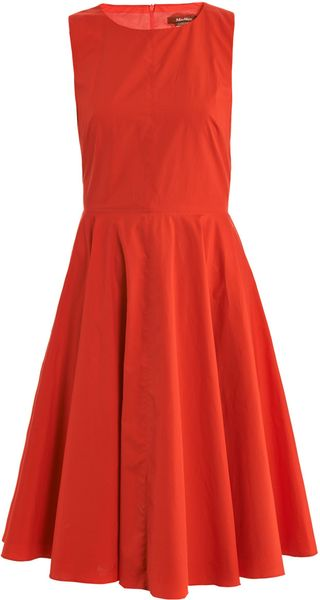 Max Mara Studio Ofido Dress - Lyst