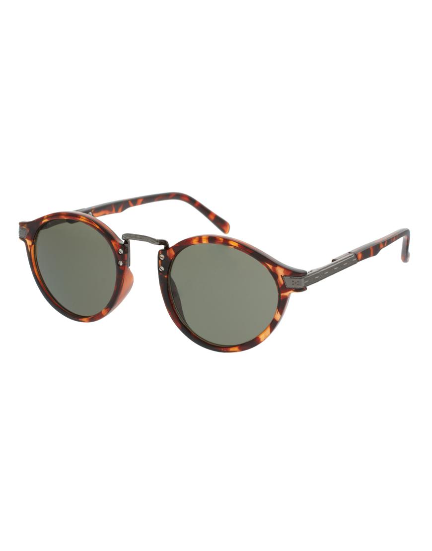 858b53176d Round Lens Sunglasses For Men