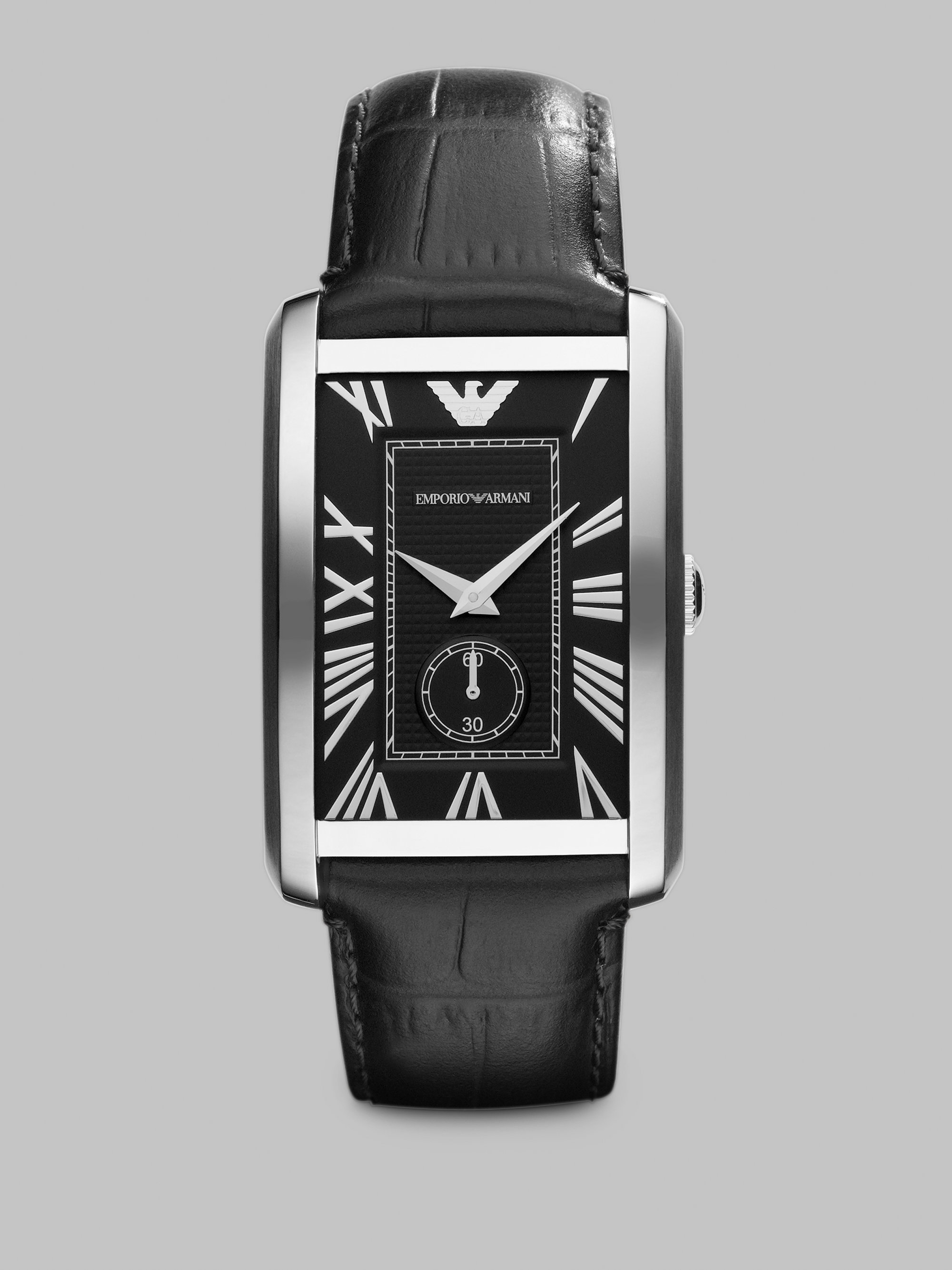 watch watches nomination from classic paris rectangular image black