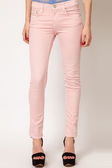 French Connection Leggy Pop Skin Tight Jeans - Lyst