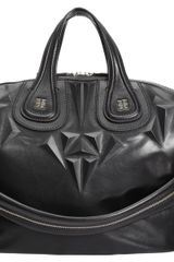 Givenchy Medium 3d Stud Nightingale Satchel