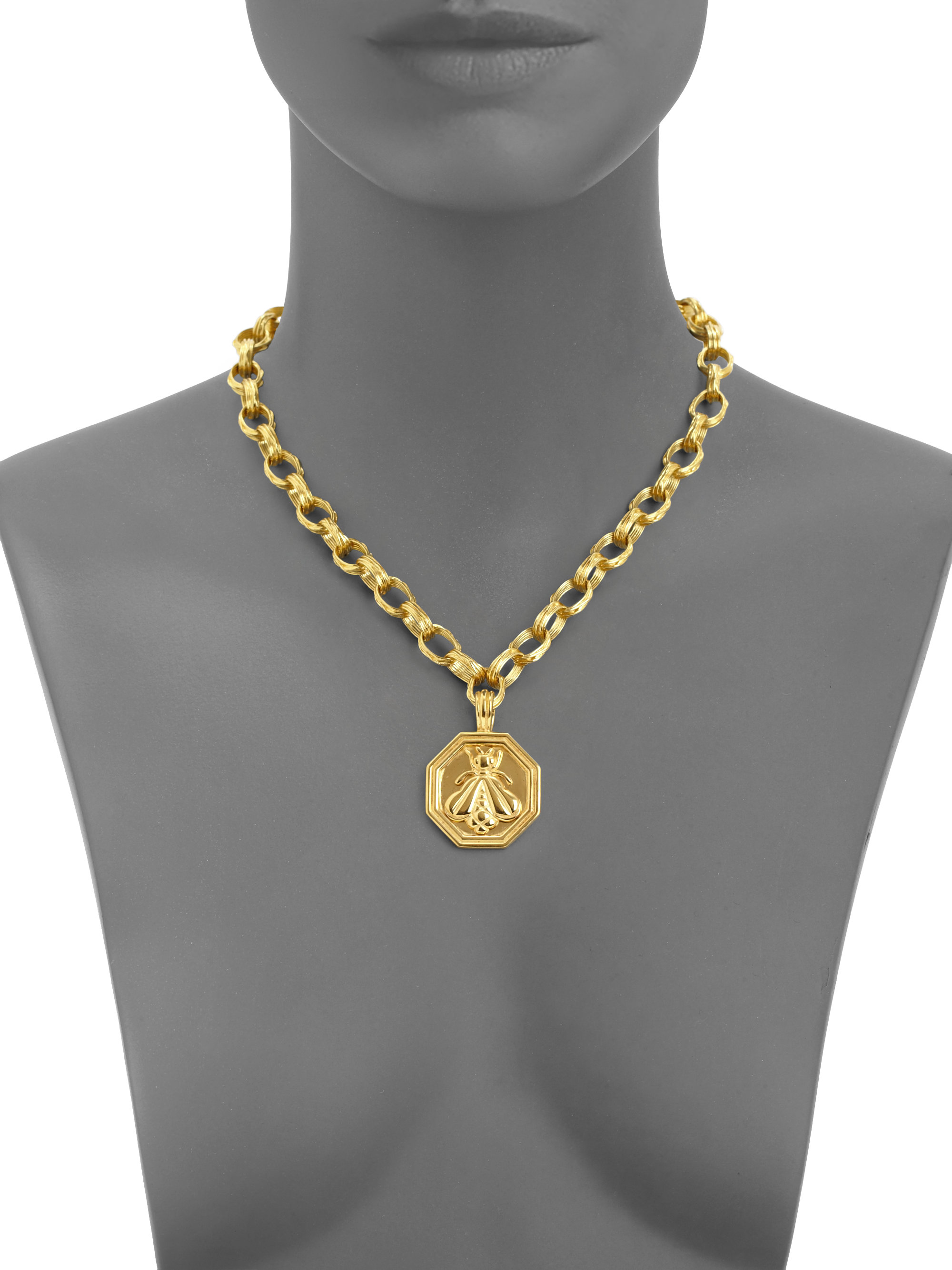 ruby hip plated hop mens with new cuccu iced quot octagon chain gold pendant dp out