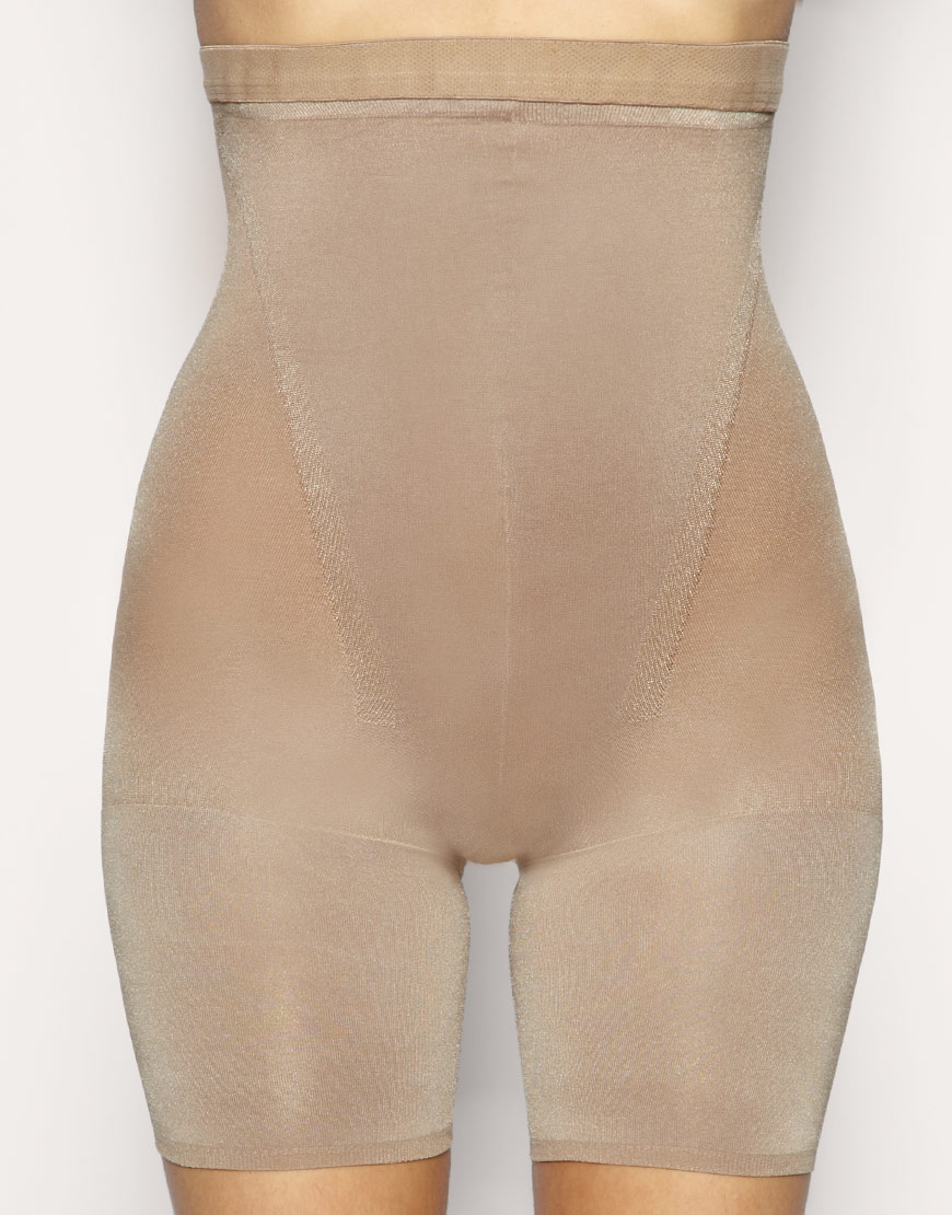 1b756e042a Lyst - ASOS Spanx Super Higher Power Thigh And Tummy Control Panty ...