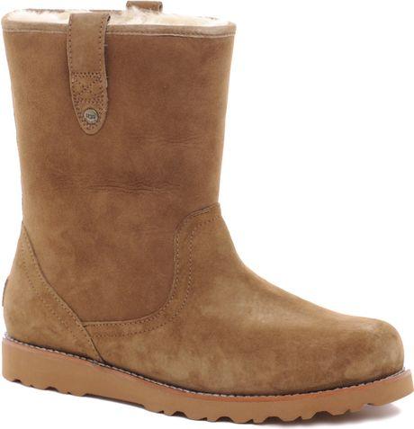 ugg ugg stoneman boots in beige for men tan lyst. Black Bedroom Furniture Sets. Home Design Ideas