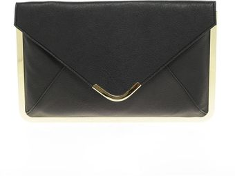 Asos Metal Frame Clutch Bag - Lyst