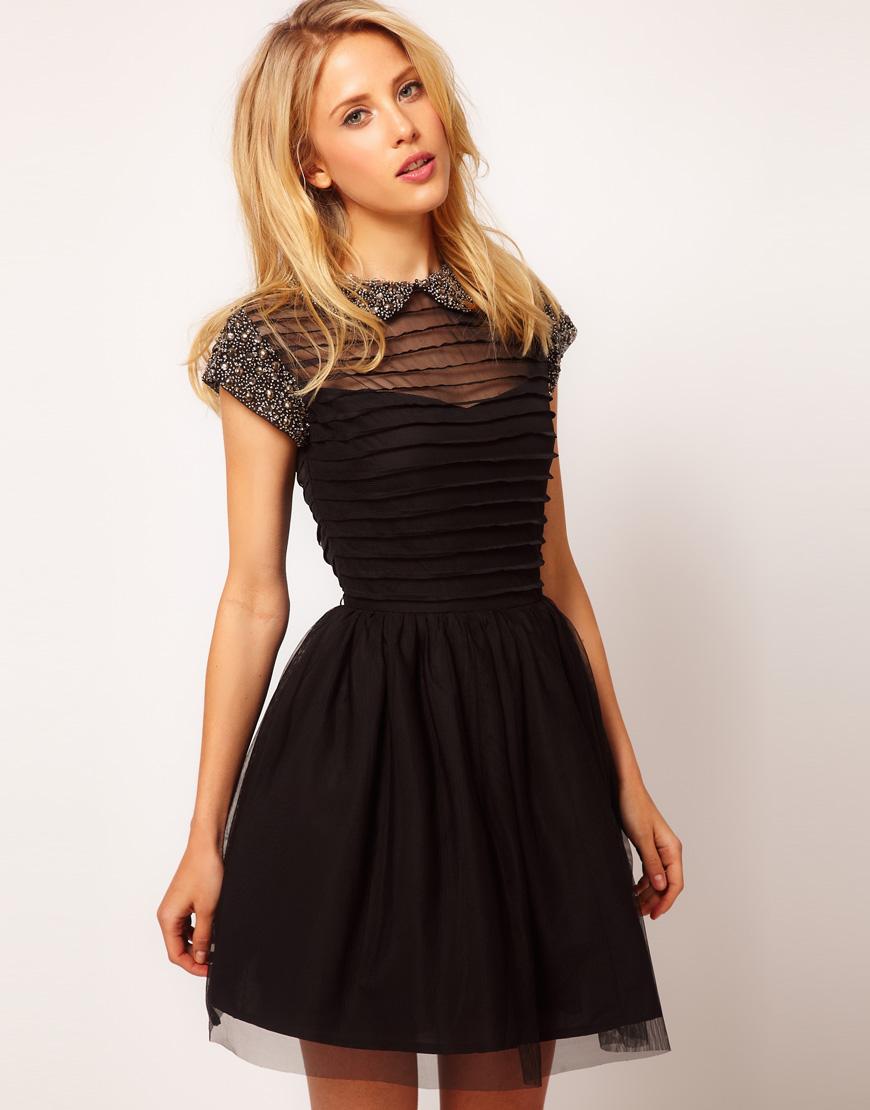 Модели платьев на праздник