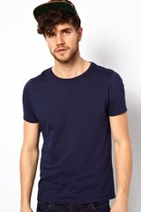 Asos T-shirt with Crew Neck - Lyst
