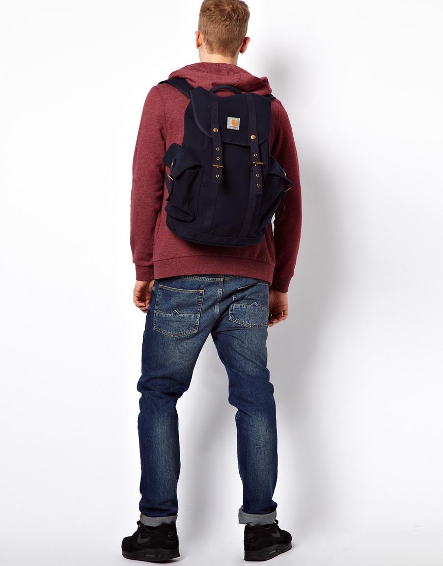 Lyst - Carhartt Tramp Backpack in Blue for Men