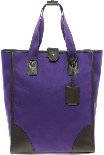French Connection Lake Canvas Tote Bag - Lyst