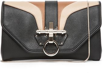 Givenchy Obsedia Architect with Snake Chain in Black - Lyst