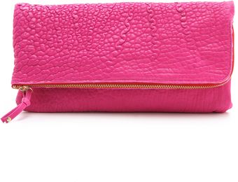 Gorjana Perry Ii Shorebreak Large Clutch - Lyst