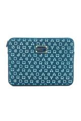 Marc By Marc Jacobs Dreamy Logo Neoprene Metallic 13 Computer Case - Lyst