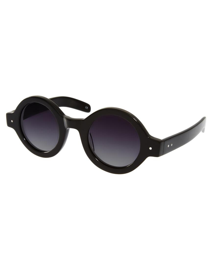 e2b7131bf15e Lyst minimarket fish eye sunglasses in black jpg 870x1110 Fish eye glasses