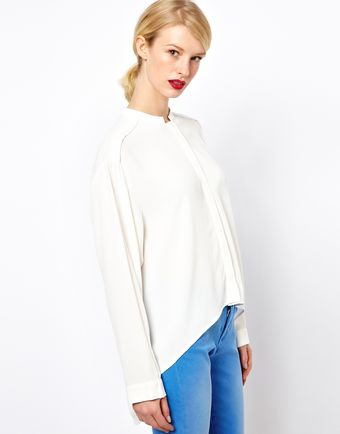 See By Chloé See By Chloe High Low Shirt - Lyst