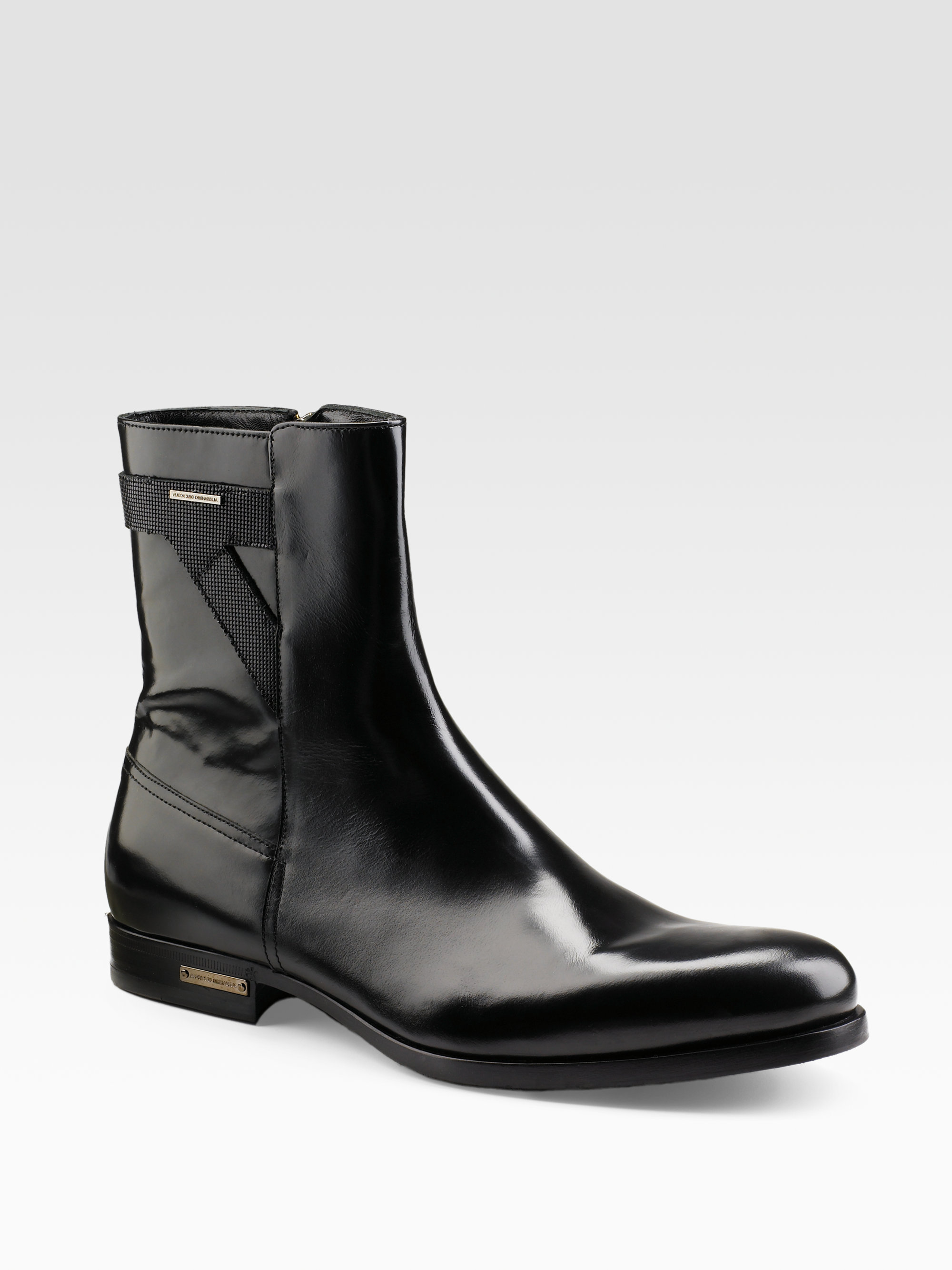 FOOTWEAR - Ankle boots Alessandro Dell´Acqua Best Place Many Styles For Sale Free Shipping Websites For Sale Wide Range Of Sale Online FHUQGOqB