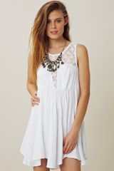 Free People Fiesta Dress - Lyst