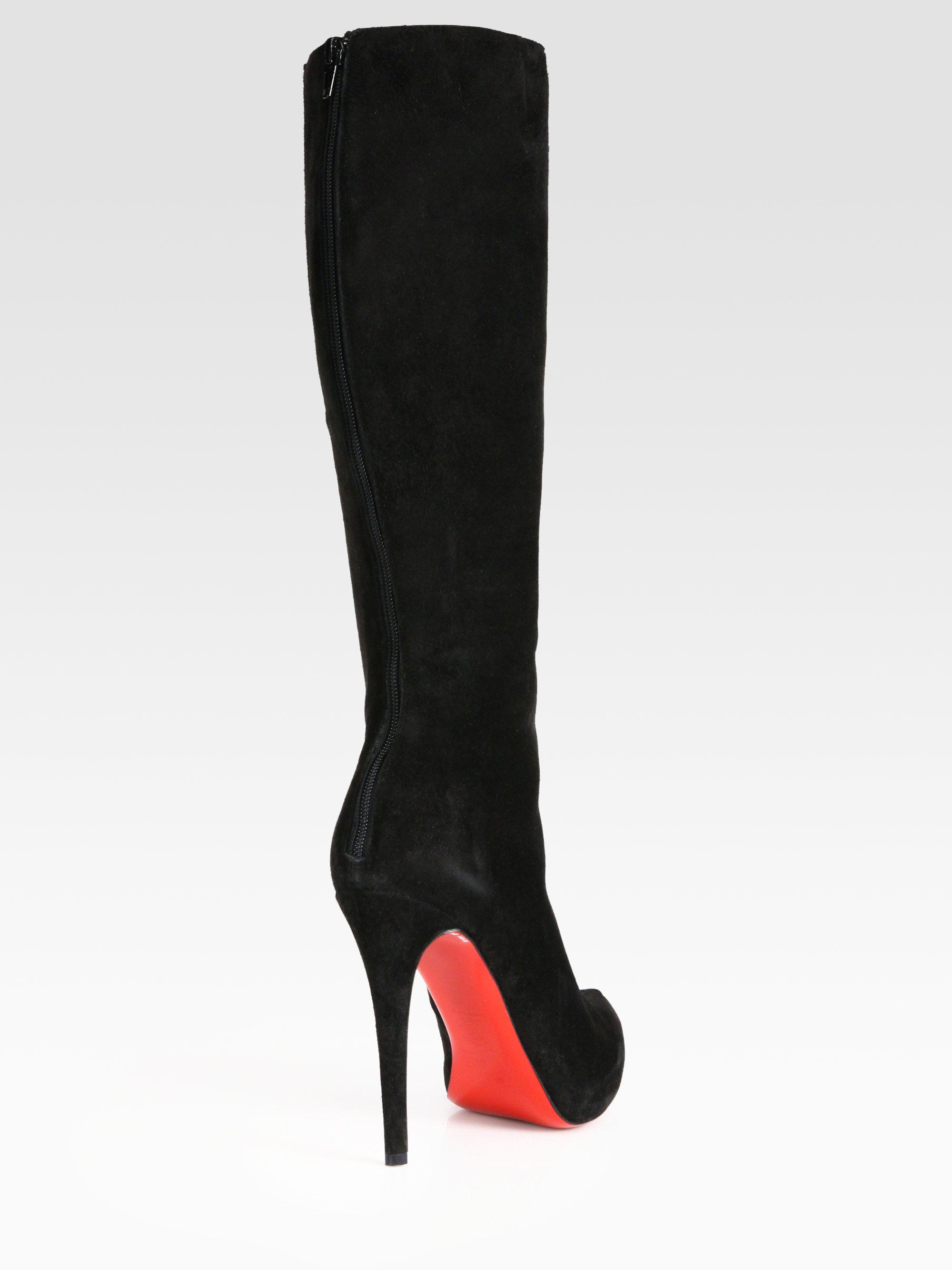 louboutin ariella boots