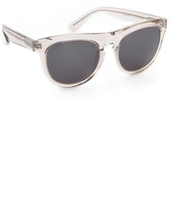 3.1 Phillip Lim Orbit Sunglasses - Lyst