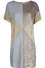 Amen Beaded Dress - Lyst