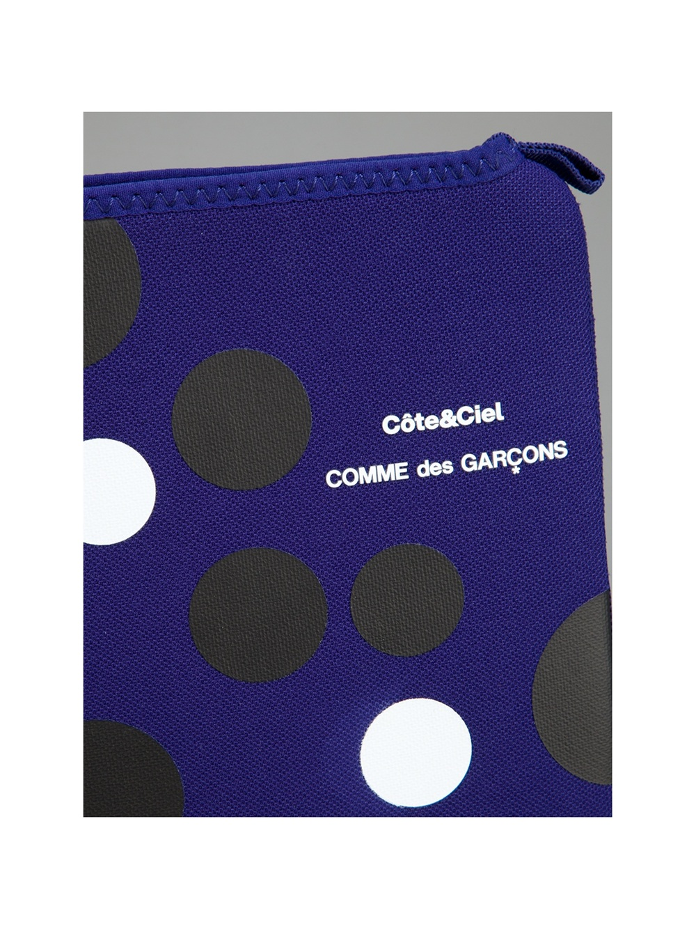 lyst c244teampciel cdg x cote ciel ipad case blue in blue