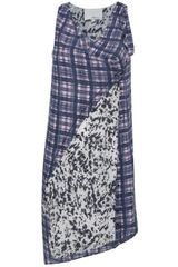 3.1 Phillip Lim Printed Dress - Lyst