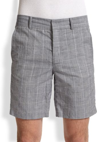Band Of Outsiders Tailored Shorts - Lyst