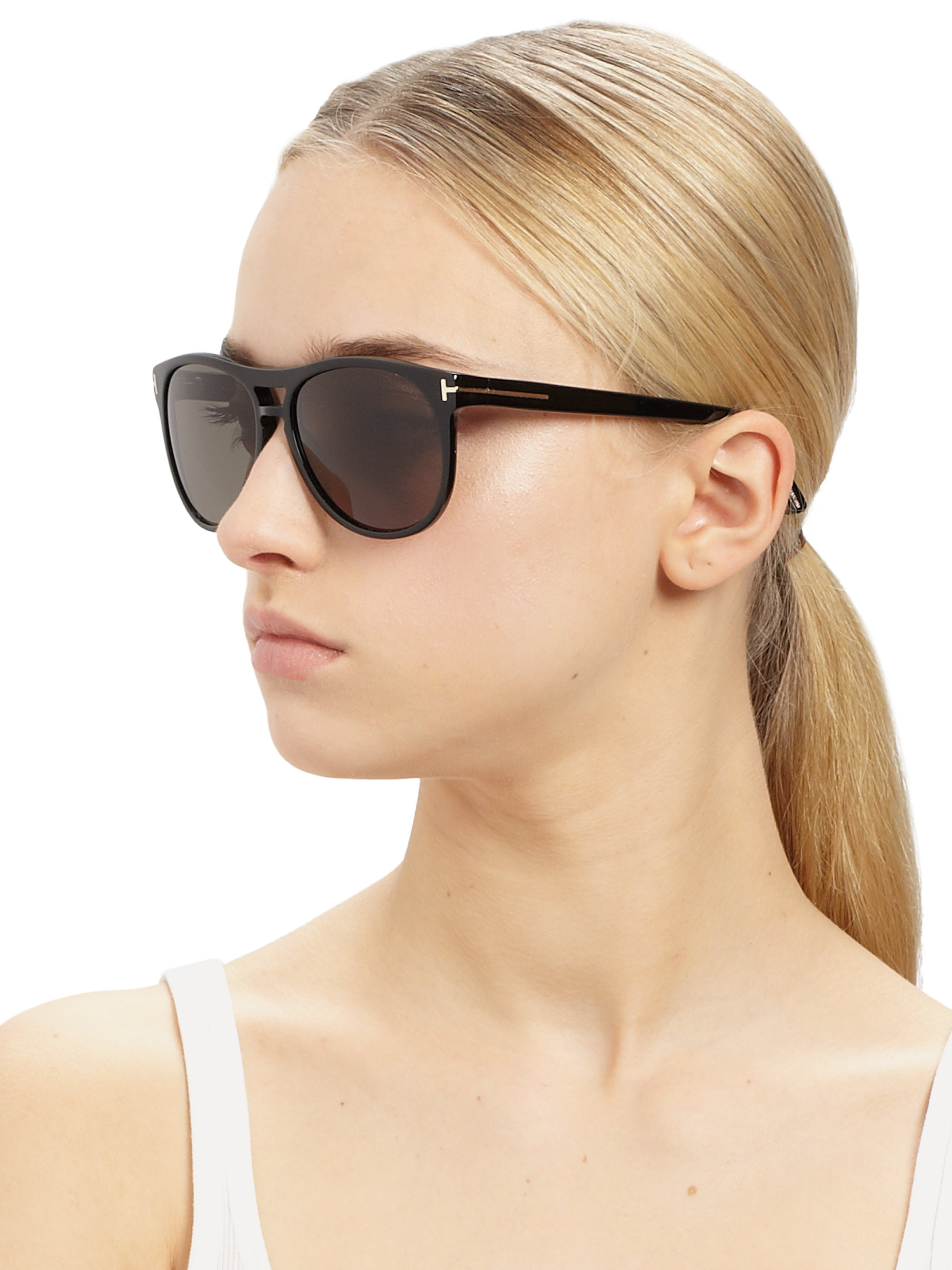 79ef764d0da5 Gallery. Previously sold at  Saks Fifth Avenue · Women s Acetate Sunglasses  ...