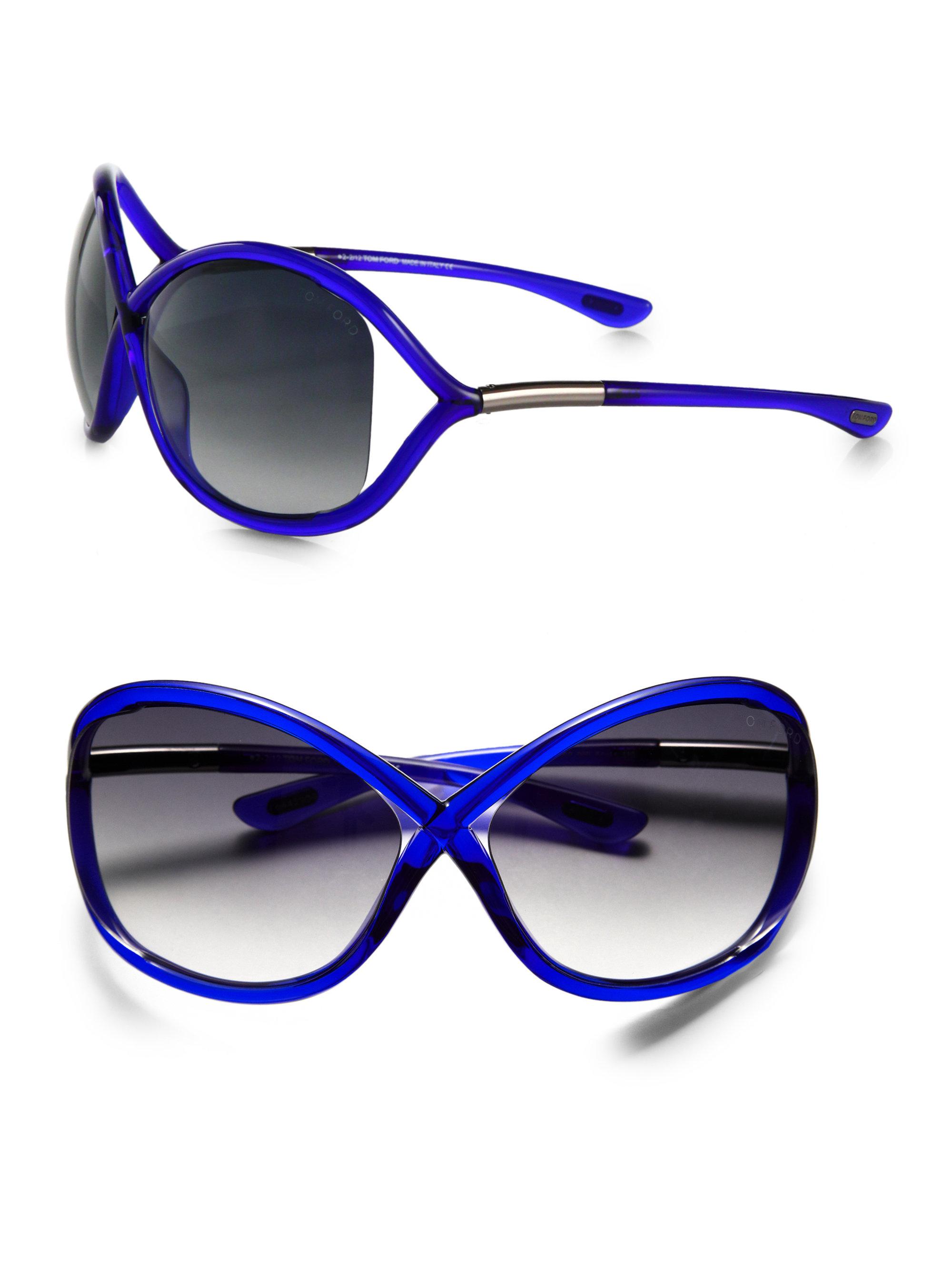 27243364ceb4a Tom Ford Whitney Polarized Sunglasses