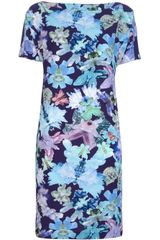Cacharel Printed Dress - Lyst