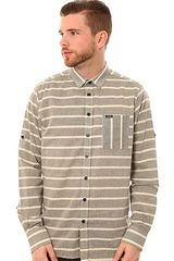 Makia The Horizontal Buttondown  - Lyst