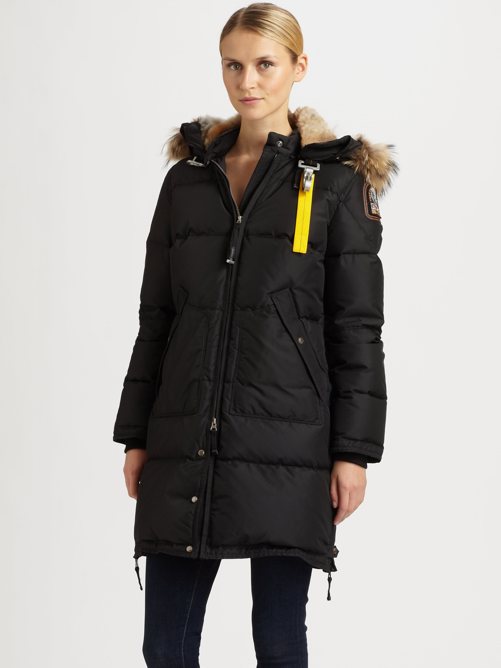 parajumpers long bear fur