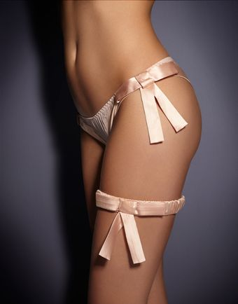 Agent Provocateur Birthday Suit Garter - Lyst