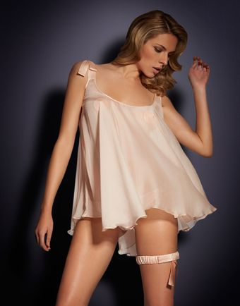 Agent Provocateur Birthday Suit Babydoll - Lyst