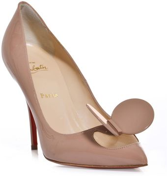 Christian Louboutin Madame Mouse 100mm Shoes - Lyst