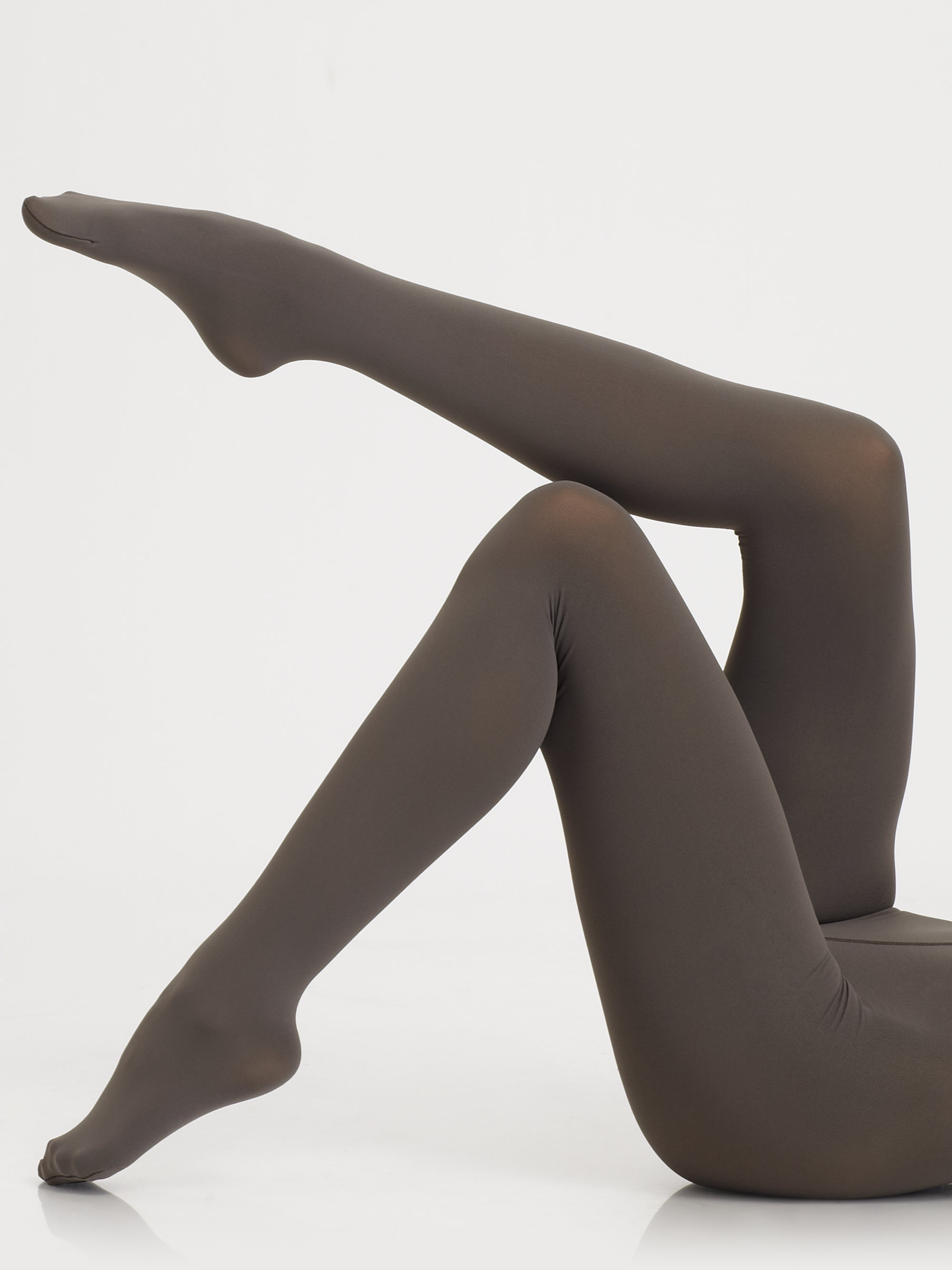 84720ae1c Falke Pure Matte 100 Opaque Tights in Gray - Lyst