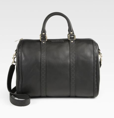 3ce759bd2da1 Gucci Boston Bag Black | Stanford Center for Opportunity Policy in ...