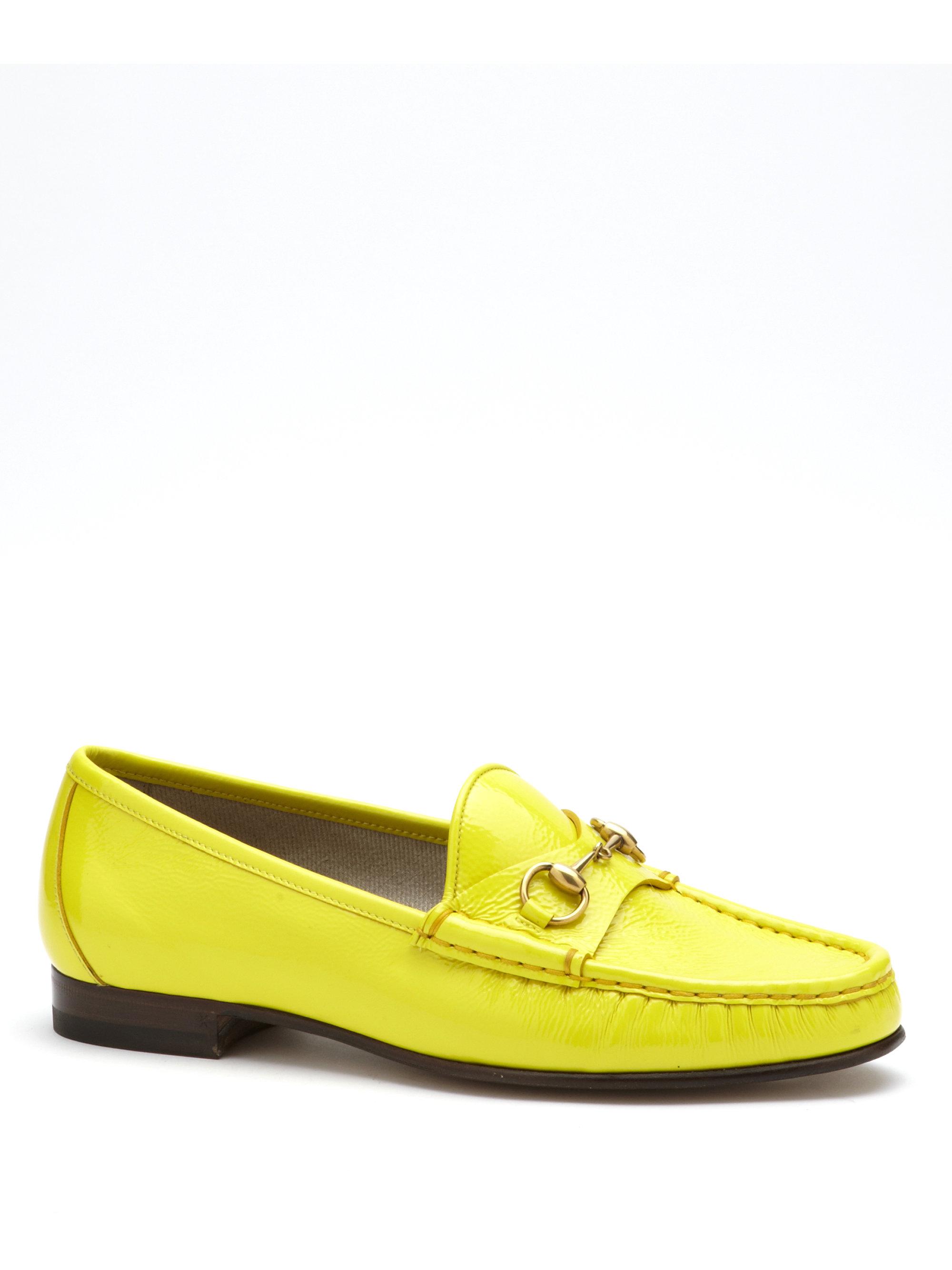 2d9dbaf85a94 Yellow Gucci Boots