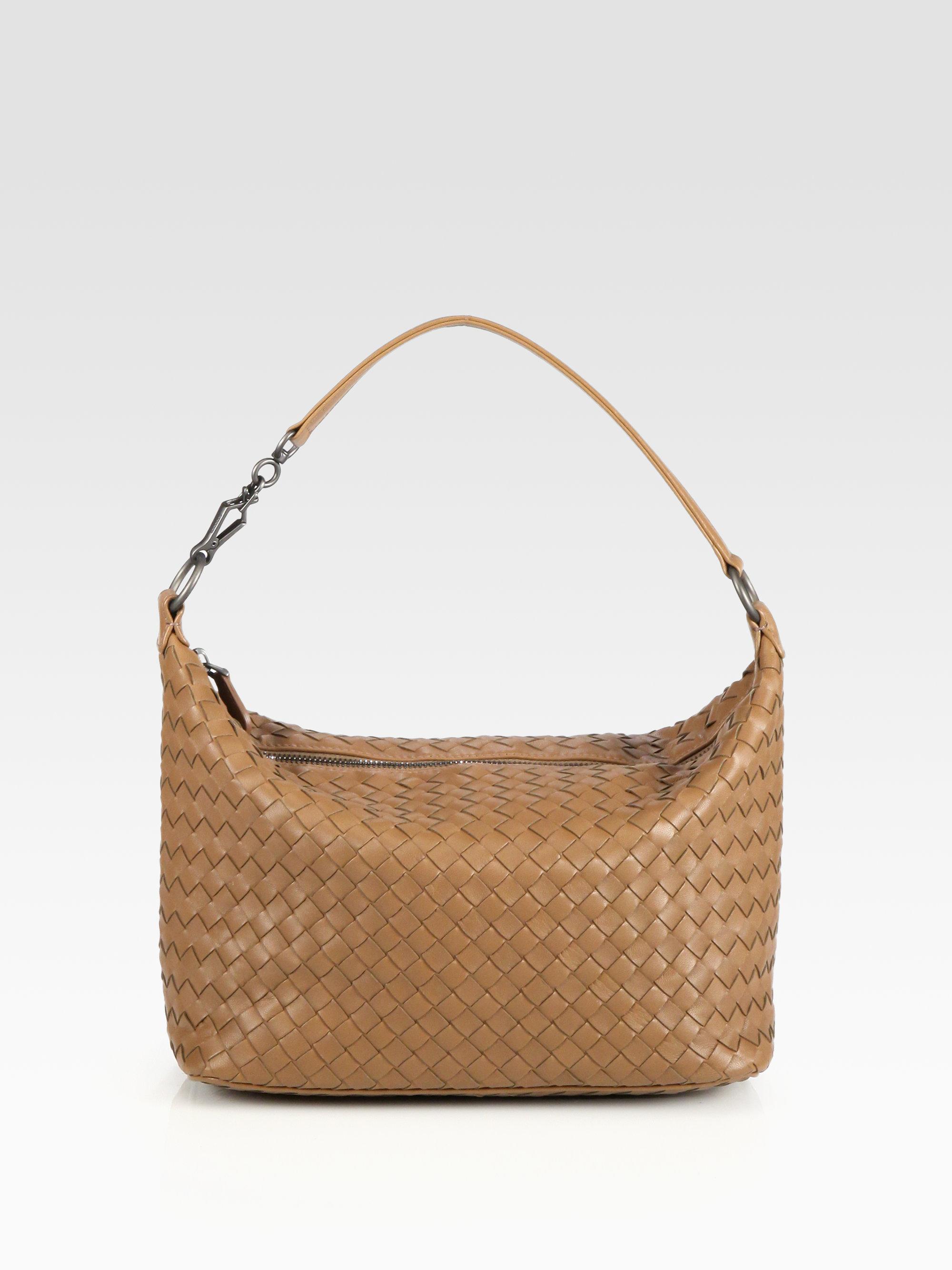 Bottega Veneta Woven Leather Mini Shoulder Bag 70
