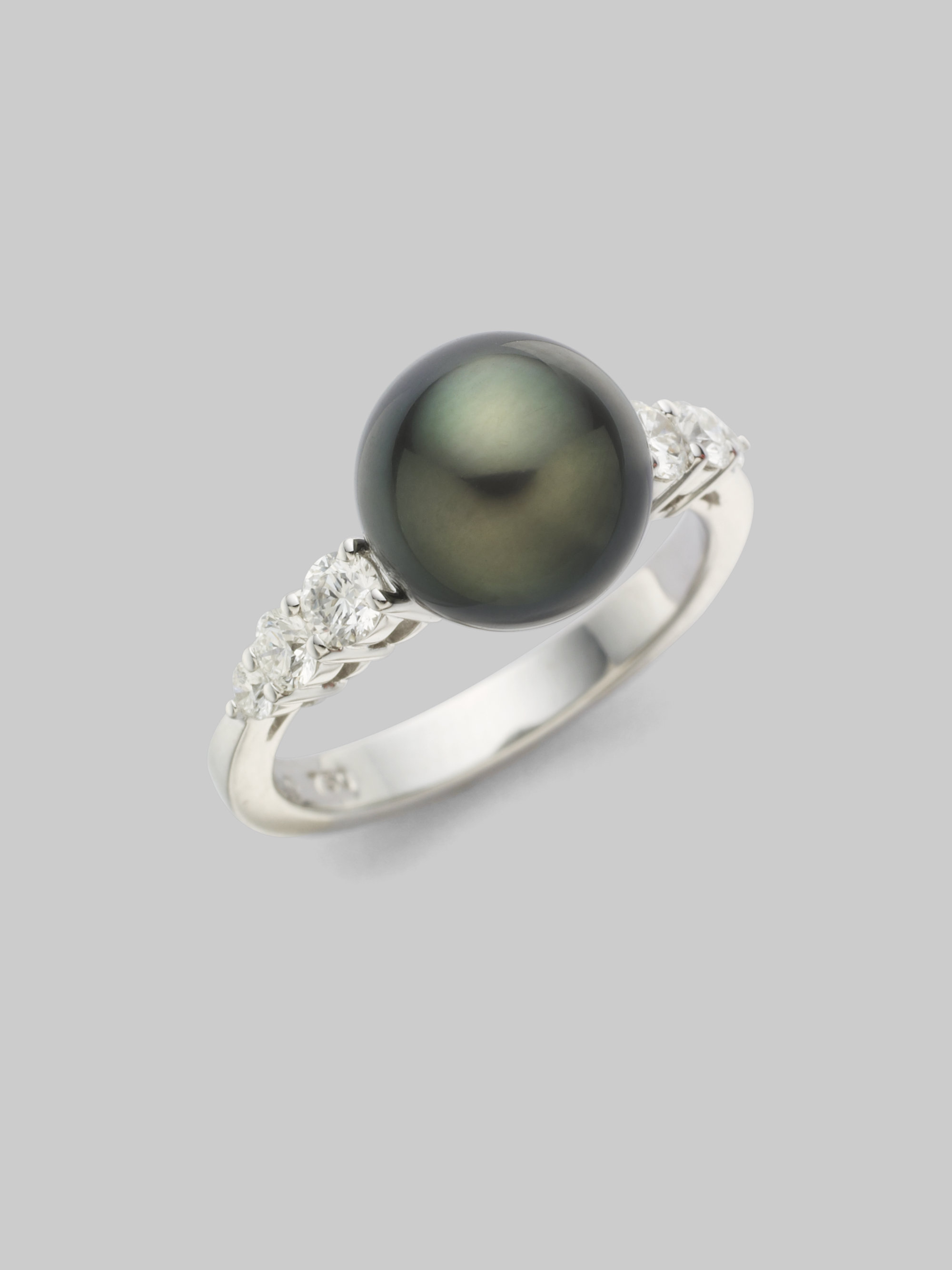 en it ring pearl solitaire ra engagement rings freshwater