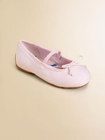 Ralph Lauren Infants Toddlers Allie Oxford Ballet Flats - Lyst