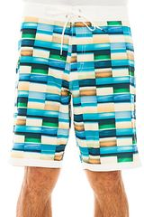 RVCA The Fuller Boardshorts - Lyst