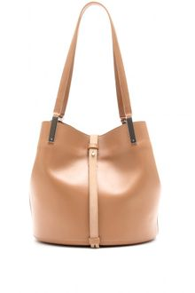 The Row Garden Leather Tote - Lyst