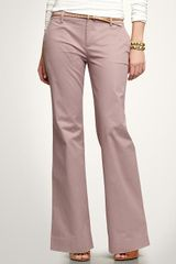 Gap Perfect  Pants - Lyst