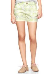 Gap Printed Sunkissed Shorts - Lyst