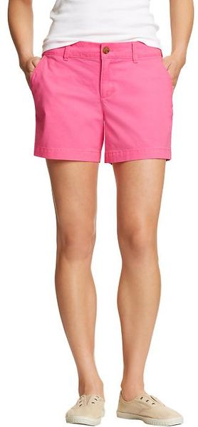 Old Navy Everyday Khaki Shorts 5 - Lyst