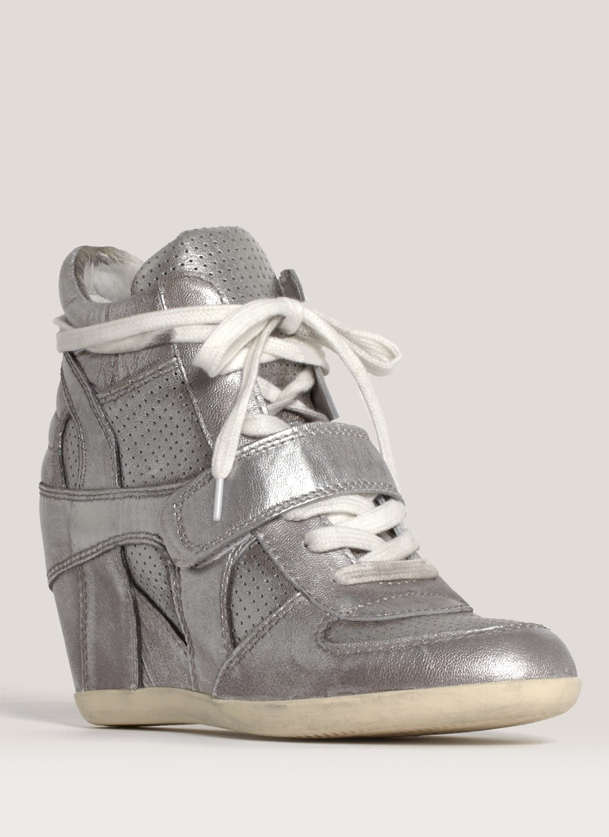 2c24065779f7 Gallery. Previously sold at  Lane Crawford · Women s Wedge Sneakers Women s Ash  Bowie ...