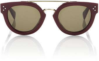 Celine Preppy Sunglasses - Lyst