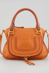 Chloé Marcie Medium Satchel Bag - Lyst