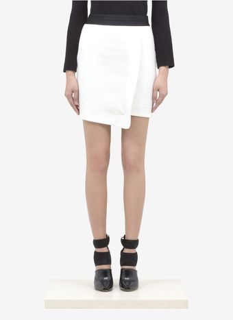 Elizabeth And James Lorca Jersey Skirt - Lyst